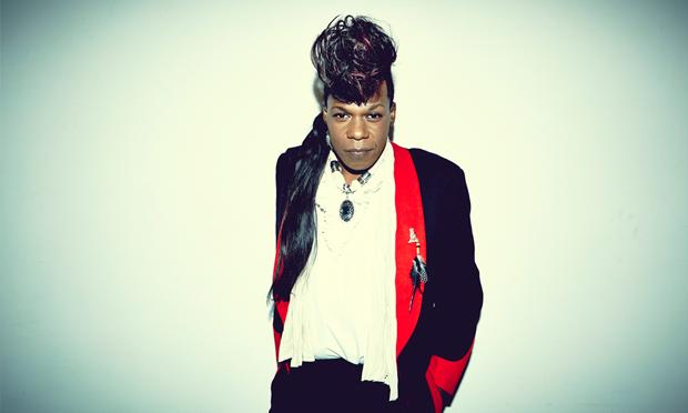 Queen of the bounce music scene, Big Freedia
