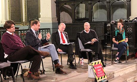 Bishopsgate Goodsyard debate Shoreditch Hackney Tower Hamlets