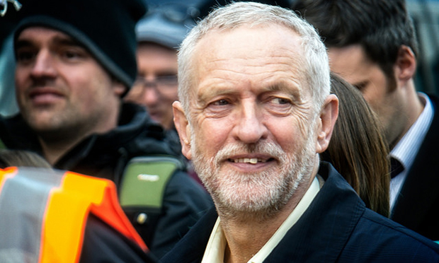 Jeremy Corbyn. Photograph: Gary Knight/Flickr (Creative Commons)