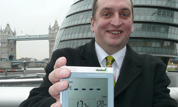 Zero carbon campaigner: London Assembly Member Darren Johnson