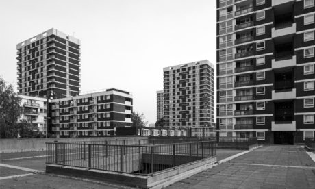 De Beauvoir Estate. Photograph: Simon Phipps