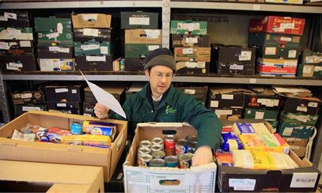 hackney foodbank