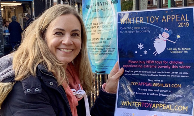 The Winter Toy Appeal is back to bring 'Christmas magic' to families in need