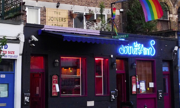 Joiners Arms will live on as an LGBTQI+ pub. Photograph: Wikimedia Commons