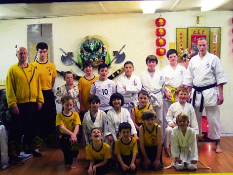 legends karate fun day april 22