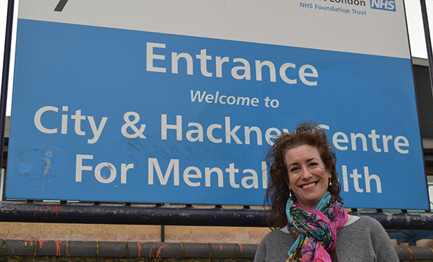 Mandy Stevens said she wanted to go public to help break stigma around mental illness