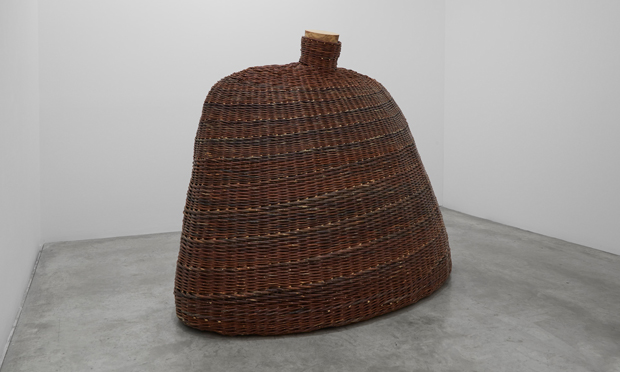 'Ebullient': Happy Jack by Martin Puryear. © Martin Puryear, courtesy Matthew Marks Gallery