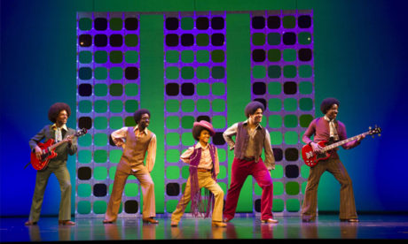Motown the Musical.