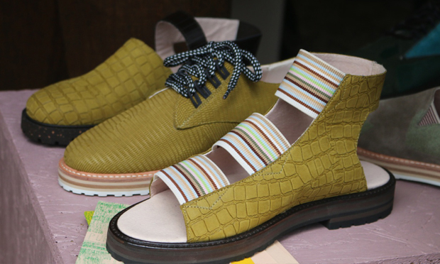 New Kid - footwear with Florentine flair now available from new ...