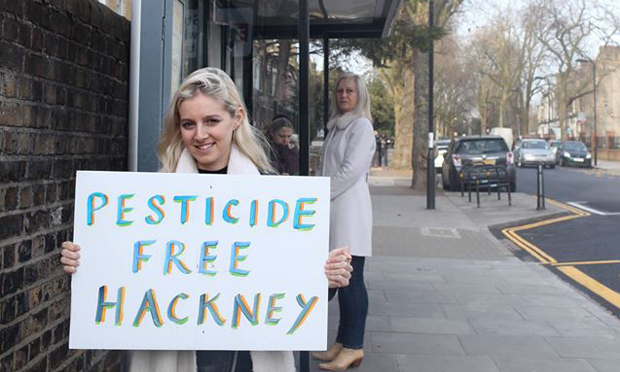 Photograph: Pesticide Free Hackney on Facebook