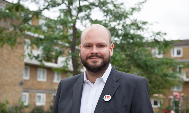 Philip Glanville.