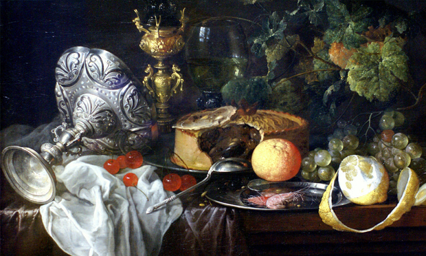 Image result for aristocracy still life paintings