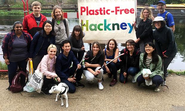 Plastic Free Hackney