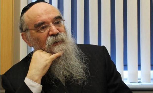 Rabbi Pinter (Photograph: Hackney Council)
