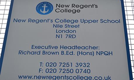 New Regent's College
