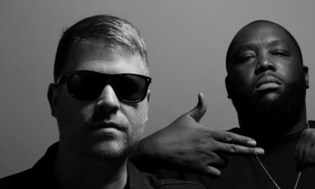 A couple of gems: Field Day's newest act, Run The Jewels. Photograph: Tim Saccenti