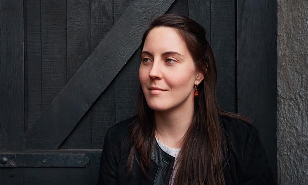 Sarah Kisielowski, author of The Last Tenant. Photograph: Fragment Press