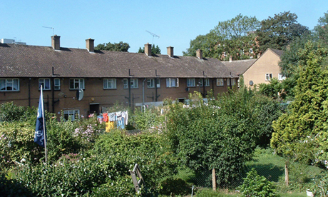 Woodberry Down homes