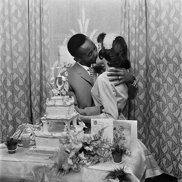 Untitled, from the series Hackney Kisses (2012)