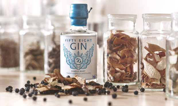 Fifty Eight will teach you the history of gin while you work on crafting your own tipple