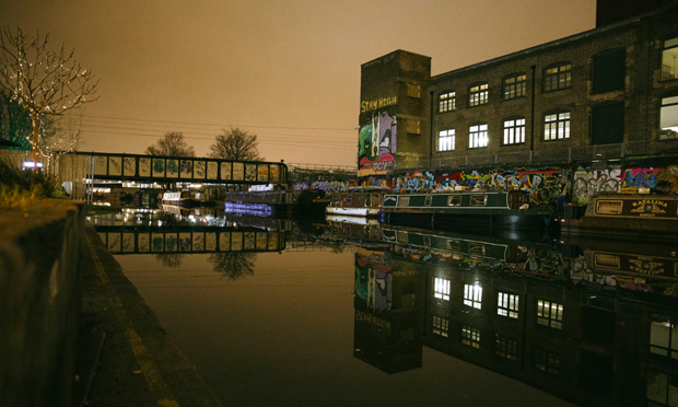 Hackney Wick. Photograph: Creative Wick
